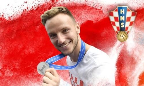 Вице-чемпион мира. Иван Ракитич завершил карьеру в сборной Хорватии
