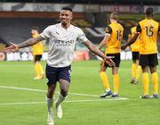 Вулверхэмптон – Манчестер Сити – 1:3. Видео голов и обзор матча