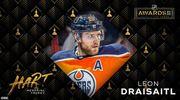 НХЛ назвала найкращого гравця, воротаря, захисника і новачка сезону