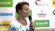 Летний чемпионат Украины. Пидгрушная выиграла женский спринт