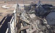 ФОТО. В Казахстане обрушилось здание спорткомплекса