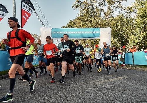 У Київському напівмарафоні онлайн взяли участь бігуни з 38 країн