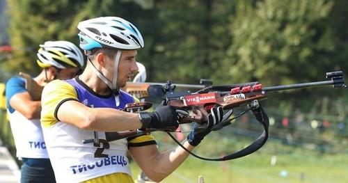 Летний чемпионат Украины. Прима выиграл спринтерскую гонку