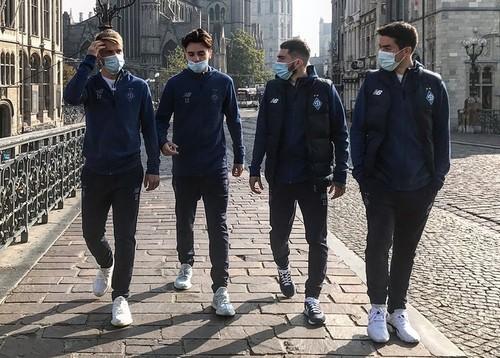ЗАХОВАЙЛО: «Динамо 100% не будет играть первым номером в Бельгии»