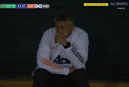 Сульшер впорався. Манчестер Юнайтед забив три голи Лутону в Кубку ліги