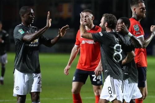 Лутон Таун – Манчестер Юнайтед – 0:3. Видео голов и обзор матча