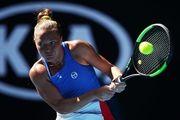Страсбург. Бондаренко не сумела пробиться в полуфинал в паре