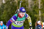 Летний чемпионат Украины. Блашко стала победительницей гонки преследования