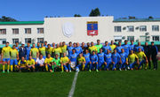 Ващук, Шевчук, Косовский и другие ветераны снова в игре в выставочном матче
