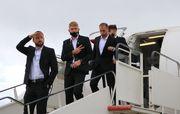 ФОТО. Разместились в Милене. Колос прибыл в Хорватию на матч с Риекой