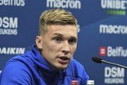 Сергей СИДОРЧУК: «Луческу хотел, чтобы мы забили еще»
