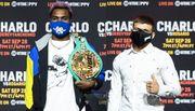 ДЕРЕВЯНЧЕНКО: «Зеленый цвет пояса WBC очень мне идет. Хочу этот титул»
