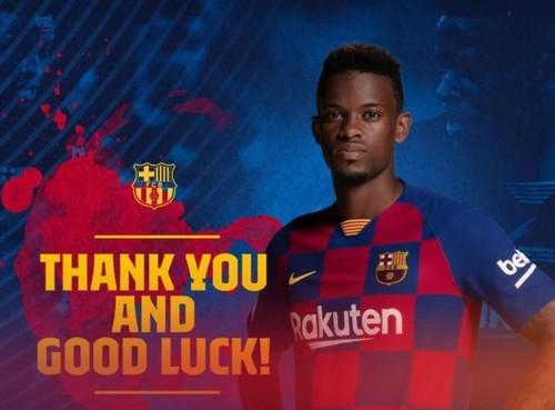Семеду перешел из Барселоны в Вулверхэмптон за 30 млн евро