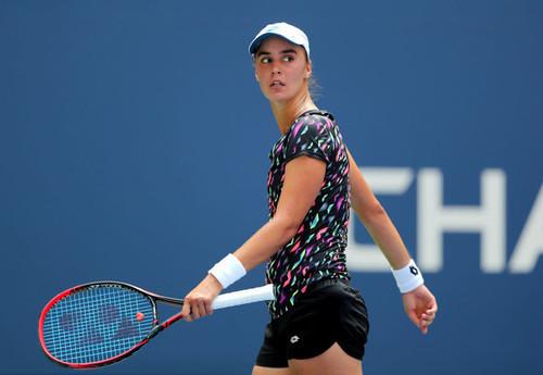 Калинина вышла во второй раунд квалификации Ролан Гаррос