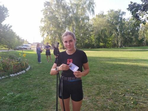 Александра Меркушина стала Мастером спорта по биатлону
