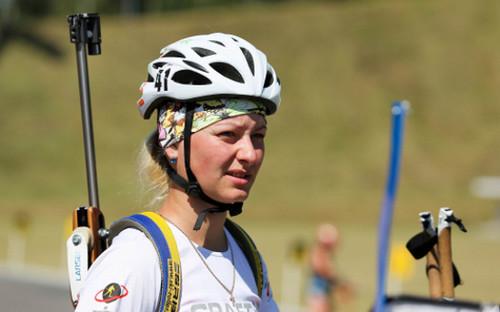 Украинская биатлонистка Яна Бондарь завершила карьеру