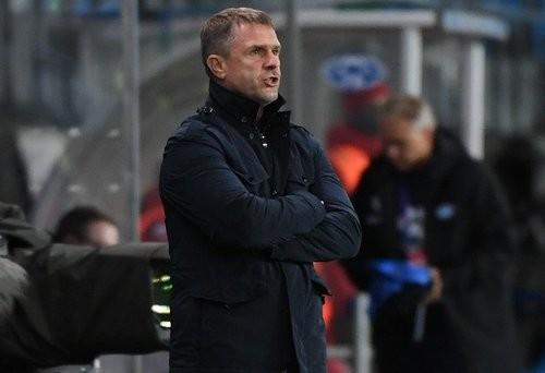 Сергей РЕБРОВ: «В Будапеште будет совсем другой матч»