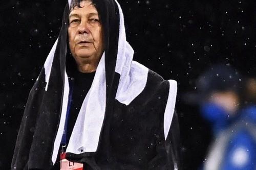 Луческу сильно простудился на матче с Гентом