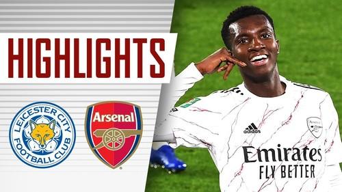 Лестер – Арсенал – 0:2. Видео голов и обзор матча