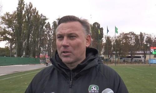 Тренер ВПК-Агро: «У нас немає основних і запасних гравців, всі рівні»