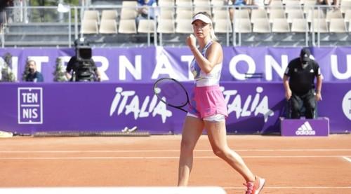 ВИДЕО. Как Элина Свитолина вышла в полуфинал в Страсбурге