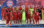 ВІДЕО. Гол Хаві Мартінеса приніс Баварії Суперкубок УЄФА