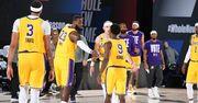 НБА. Лейкерс обыграли Денвер, добыв третье очко в противостоянии