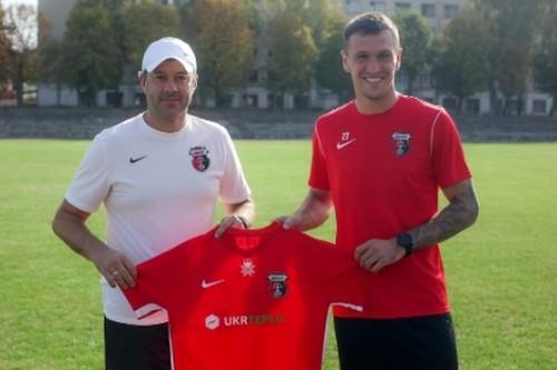 Верес підписав вихованця Динамо