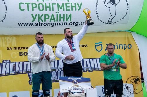 Стронгмен. Хто стане найсильнішим в Україні?