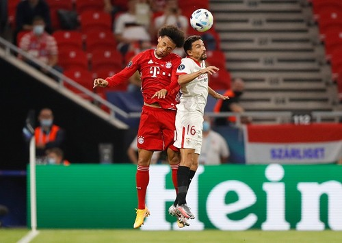Бавария – Севилья – 2:1. Видео голов и обзор матча
