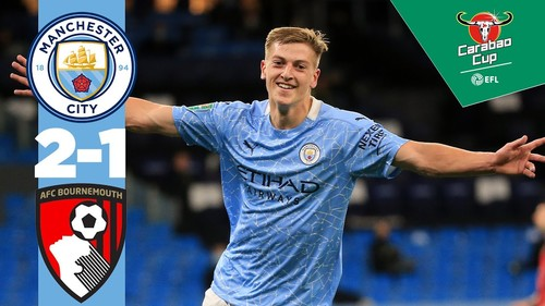 Манчестер Сити – Борнмут – 2:1. Видео голов и обзор матча