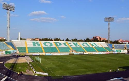 Где смотреть онлайн матч чемпионата Украины Ворскла – Мариуполь