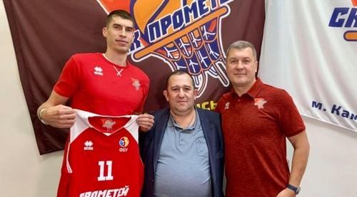 Лидер сборной Украины Липовый подписал контракт с БК Прометей