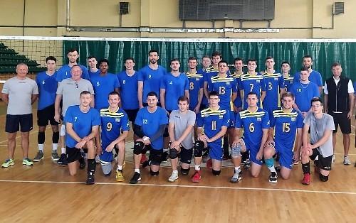 Сборная Украины U-20 начнет чемпионат Европы матчем с Германией