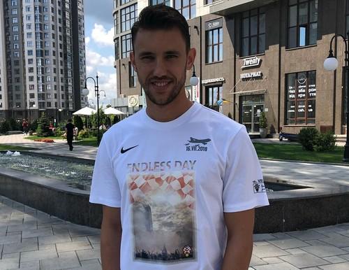 Стало известно, где продолжит карьеру Пиварич, экс-защитник Динамо