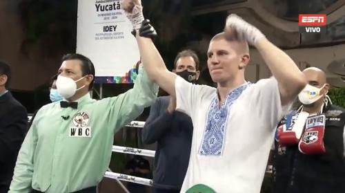 ВІДЕО. Українець Богачук здобув 18-ту дострокову перемогу на профі-рингу