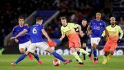Где смотреть онлайн матч чемпионата Англии Манчестер Сити – Лестер