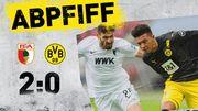 Аугсбург - Боруссія Дортмунд - 2:0. Відео голів та огляд матчу