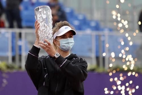 ВИДЕО. Как Свитолина выиграла свой 15-й титул