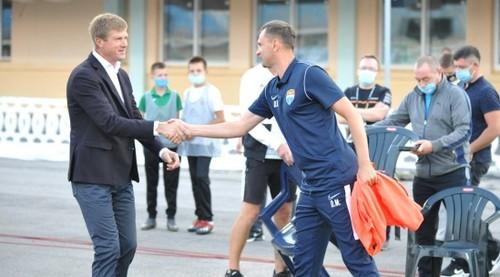 Юрий МАКСИМОВ: «Ворскла на победу не наиграла, результатом недоволен»