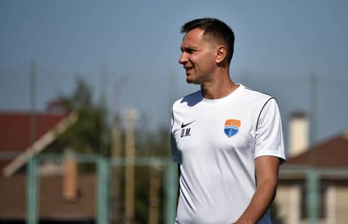 Остап МАРКЕВИЧ: «Такой футбол нравится болельщикам»