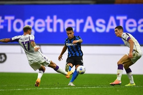 Интер вырвал суперволевую победу у Фиорентины