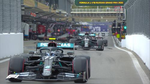 Формула-1. Гран-прі Росії. Текстова трансляція