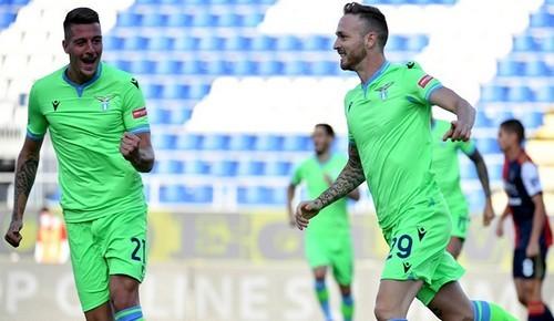 Кальяри – Лацио – 0:2. Видео голов и обзор матча