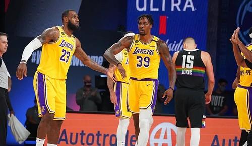 Лейкерс обыграли Денвер и вышли в финал НБА