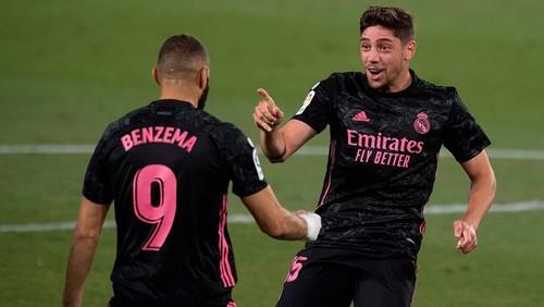 Бетіс - Реал Мадрид - 2:3. Відео голів та огляд матчу