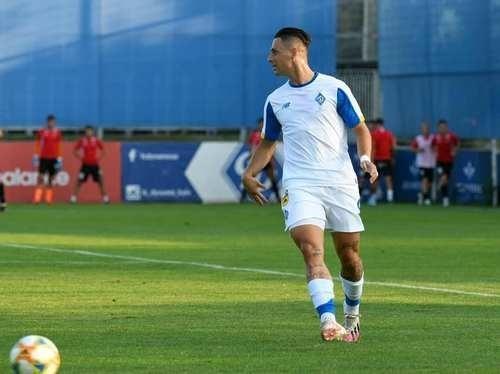 Динамо отдаст Соля в испанский клуб