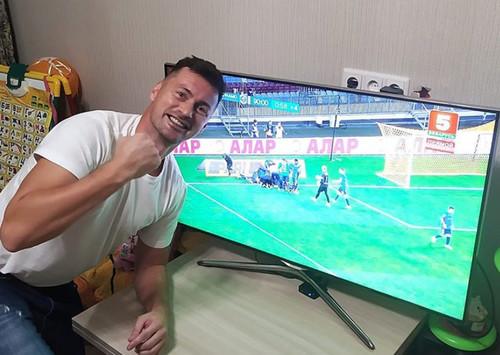 Стало известно, почему Милевский не играет за Динамо