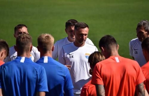 Остап МАРКЕВИЧ: «Вижу перспективу украинского футбола»