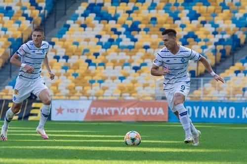 Журналист: Фран Соль перейдет из Динамо в клуб Сегунды